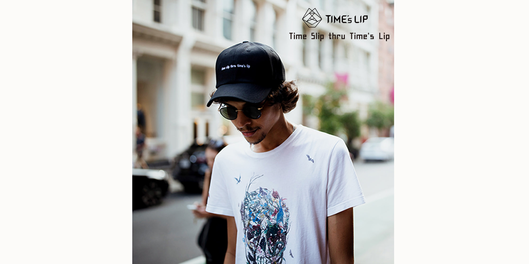 VOL 3. TIME'S LIP IN NEW YORK